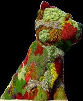 Vuelos Baratos a Bilbao – Puppy. La mascota del Guggenheim