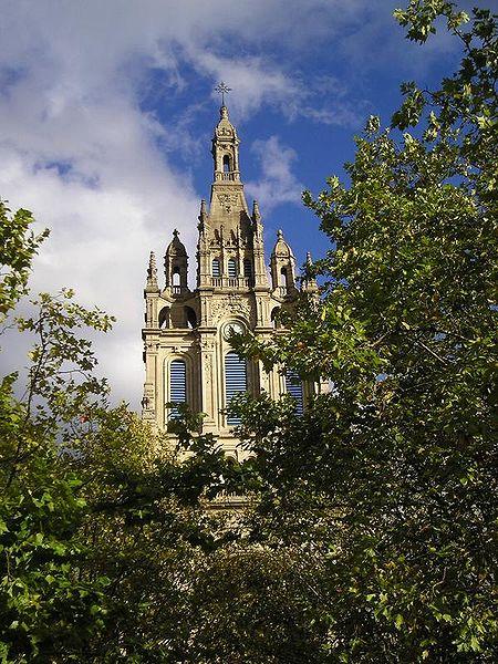 Basílica de Nuestra Señora de Begoña